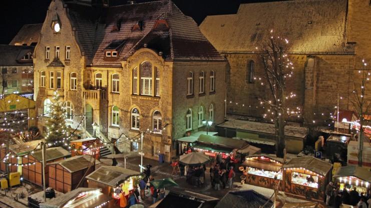 Weihnachtsmarkt Bad Iburg.Stadt Osnabrück Weihnachtsmärkte Im Osnabrücker Land