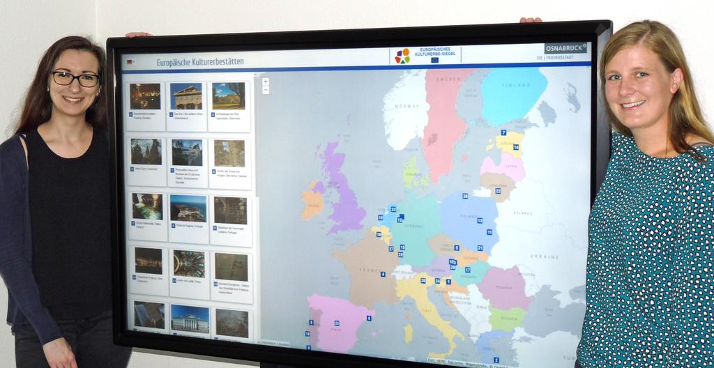 stadt osnabr ck digitale karte europa in 29 meilensteinen informiert ber europ isches. Black Bedroom Furniture Sets. Home Design Ideas