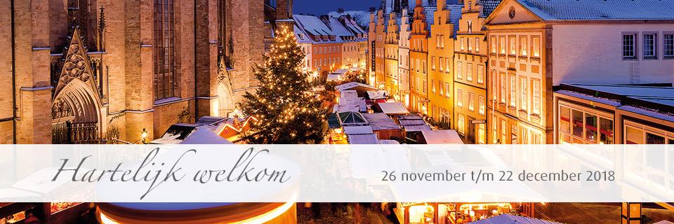 Stadt Osnabruck Historische Kerstmarkt